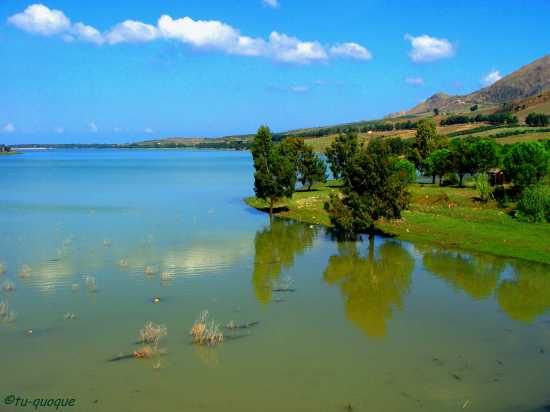 Sicilia-Lago Poma - Partinico (7422 clic)