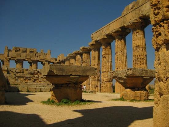 Selinunte, parco archeologico (4795 clic)