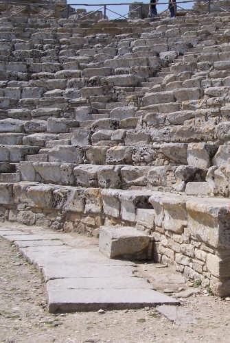 Segesta,teatro greco-romano -II sec.a.c. (3622 clic)