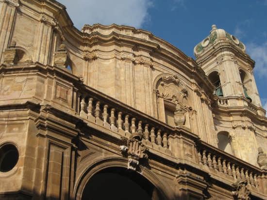 Trapani,La Cattedrale-XV sec (2888 clic)
