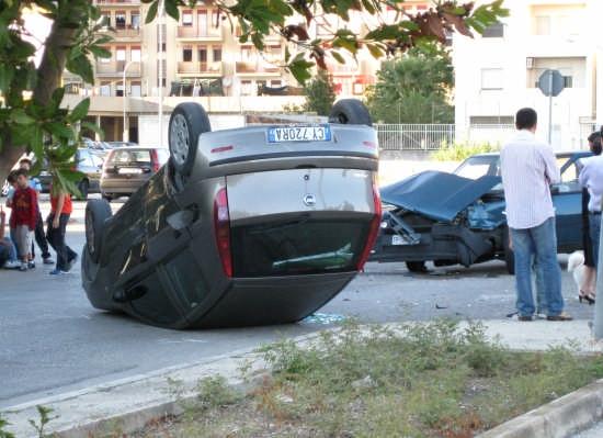 Trapani,un incidente stradale (4141 clic)