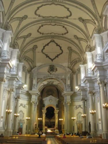 Trapani,Santuario dell'Annunziata-XIV  sec (4877 clic)