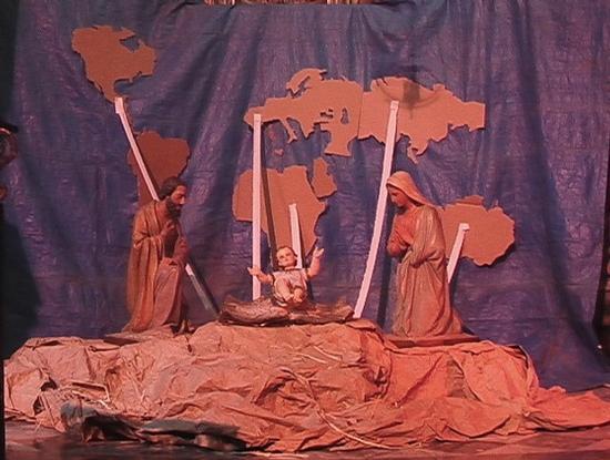 Gesù nel mondo - Enna (2495 clic)