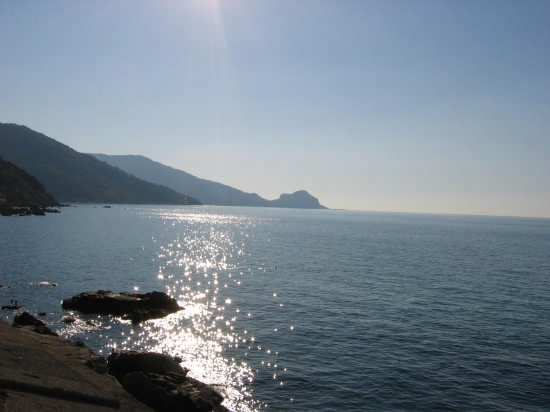 vista costa Finale di Pollina (4043 clic)