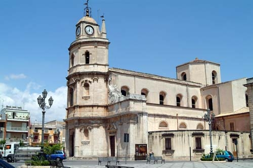 Chiesa Madre - Floridia (4868 clic)