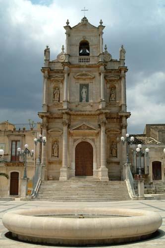Chiesa del Carmine # 2 - Floridia (4406 clic)