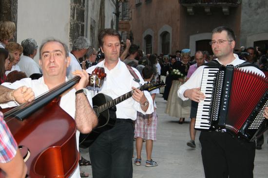 LA MUSICA - Scanno (1761 clic)
