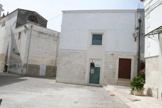 MUSEO PADRE LEONE - Trinitapoli (584 clic)