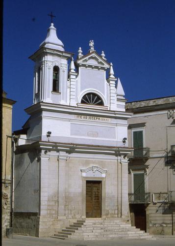 CHIESA DI S.GIUSEPPE - Trinitapoli (569 clic)