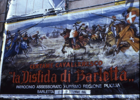lLA DISFIDA-1982 - Barletta (2021 clic)