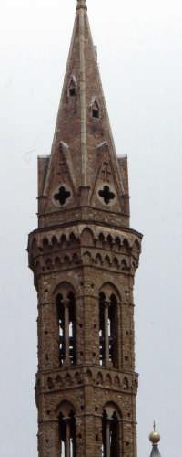 IL CAMPANILE DI S. CROCE - Firenze (3587 clic)
