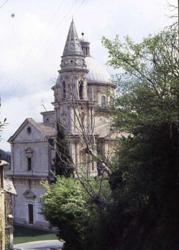 CHIESA DI S. BIAGIO - Montepulciano (2502 clic)