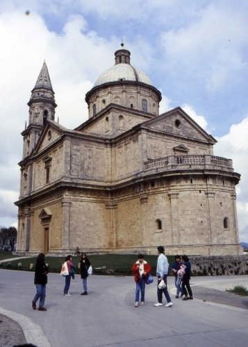 CHIESA DI S. BIAGIO - Montepulciano (2394 clic)