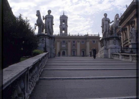 IL CAMPIDOGLIO - Roma (2516 clic)