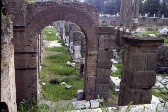 FORI IMPERIALI - Roma (2055 clic)