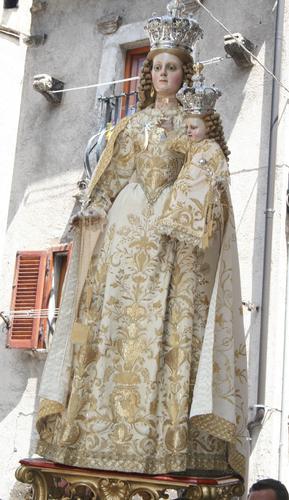 Madonna del CARMINE - Scanno (3108 clic)