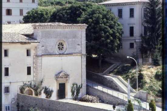 CHIESA DI S.ANTONIO - Scanno (2803 clic)