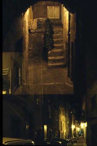 centro citta' - Scanno (1910 clic)