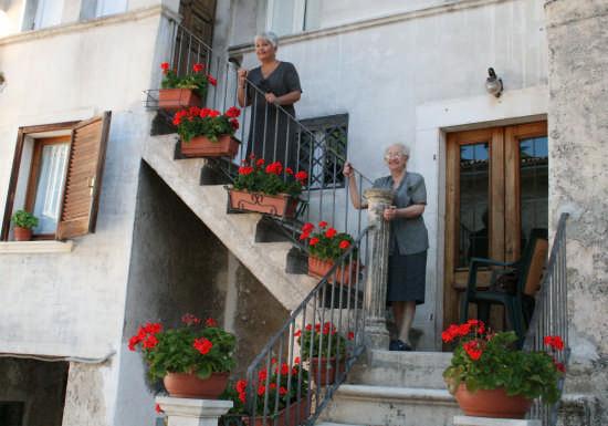 scanno-processione di san GERARDO - SCANNO - inserita il 19-Sep-08