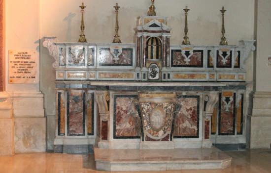 CHIESA MADRE- - Trinitapoli (1106 clic)