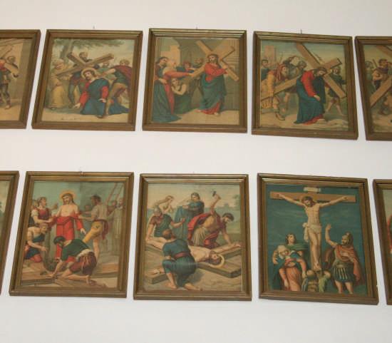 chiesa di S.ANNA-stampedel 1850 - Trinitapoli (1093 clic)