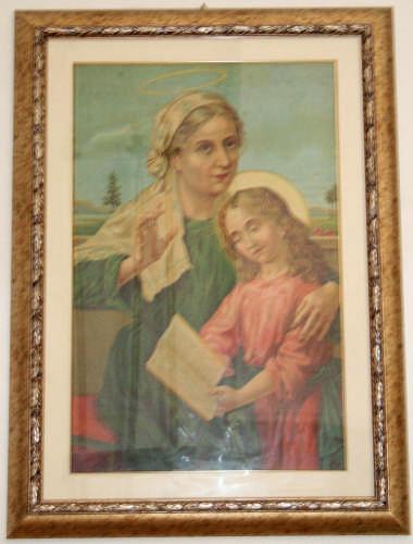 chiesa di S.ANNA- - Trinitapoli (1111 clic)
