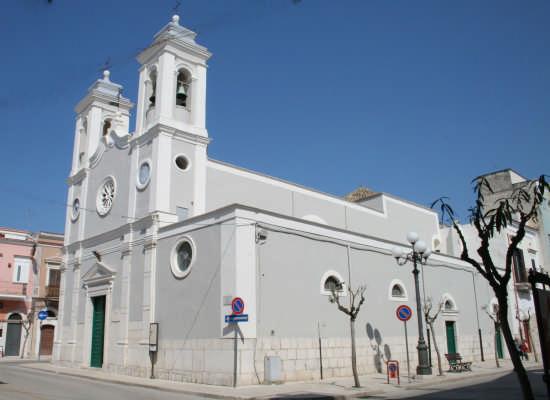 chiesa di S.ANNA XIXsecolo - Trinitapoli (1429 clic)