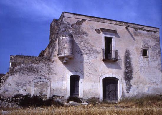 MASSERIA  MONTALTINO - Trinitapoli (2327 clic)