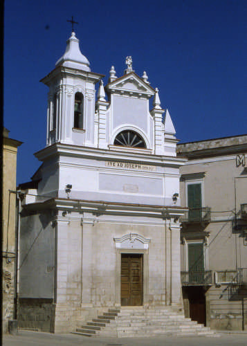 trinitapoli-chiesa di san GIUSEPPE (1527 clic)