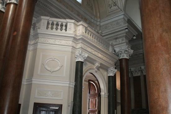 il coro-chiesa madre - Trinitapoli (1425 clic)