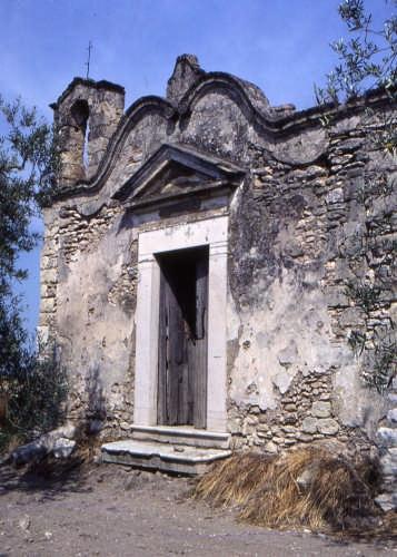 Chiesetta di campagna - Trinitapoli (2222 clic)