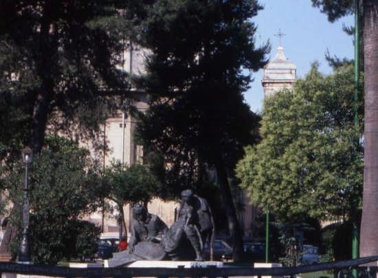 piazza giordano - Foggia (2321 clic)