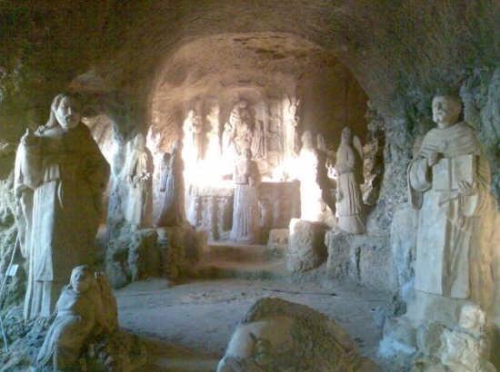 chiesa di piedigrotta - Pizzo calabro (5495 clic)