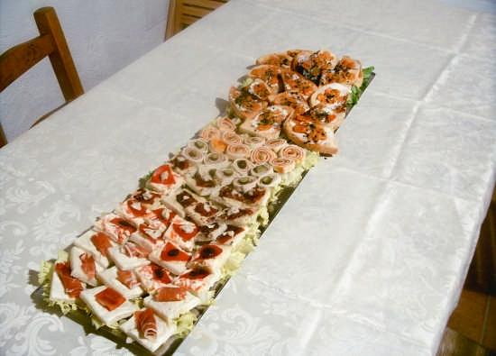 Tartine fatte da mamma - Arco (6491 clic)