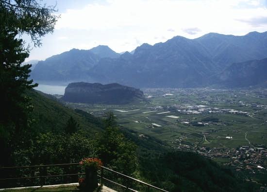 Il Monte Brione - Bolognano (2381 clic)