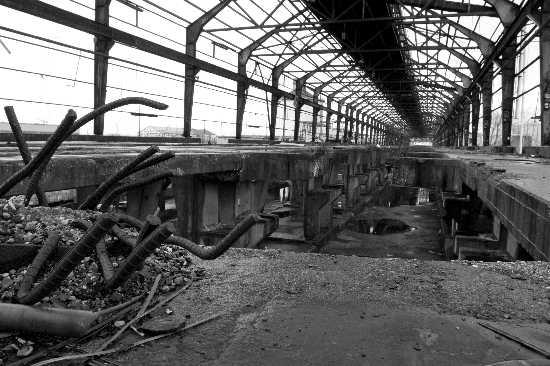 Archeologia industriale - Fusina (6571 clic)