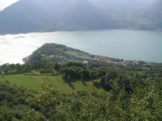 Panorama - Monte isola (2395 clic)