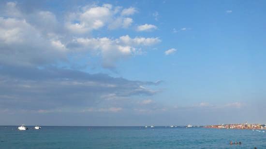 Soverato mare e cielo (3677 clic)