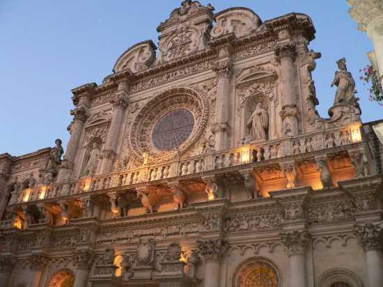 basilica Santa Croce - Lecce (6499 clic)