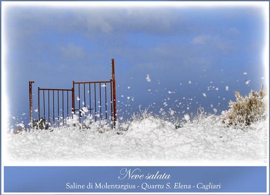 Neve salata - Cagliari (1853 clic)