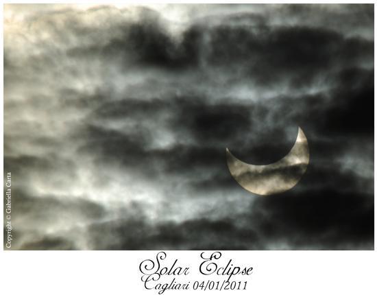 Eclisse solare - Cagliari (2175 clic)