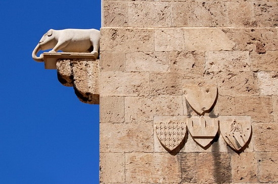 Torre dell'Elefante  - Cagliari (3741 clic)