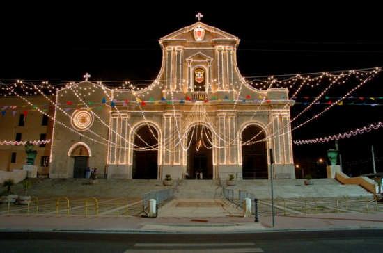 Basilica di Bonaria - Cagliari (2958 clic)