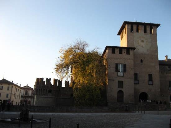 Rocca Sanvitale - Fontanellato (2204 clic)