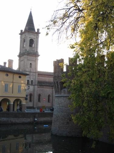 Chiesa di Santa Croce - Fontanellato (2800 clic)
