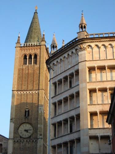 Duomo e Battistero di Parma (2621 clic)