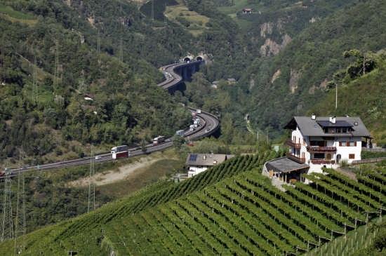 autostrada del brennero - Bolzano (3422 clic)