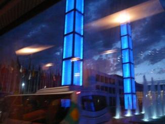 Rimini città futuristica - Casoli (2154 clic)