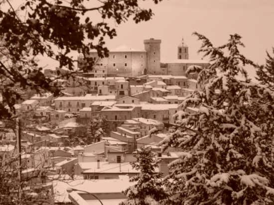 Nevicata a Casoli (3345 clic)