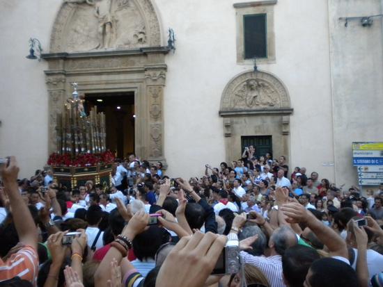 Festa del patrono San Sebastiano  - Mistretta (4190 clic)